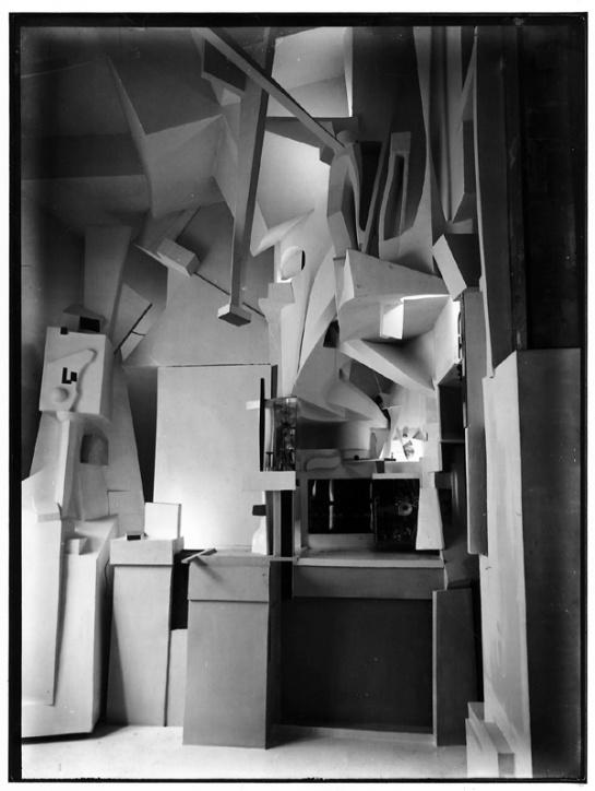 Merzbau (Teilansicht: Grosse Gruppe), 1932© Sprengel Museum Hannover. Pro Litteris, Zürich