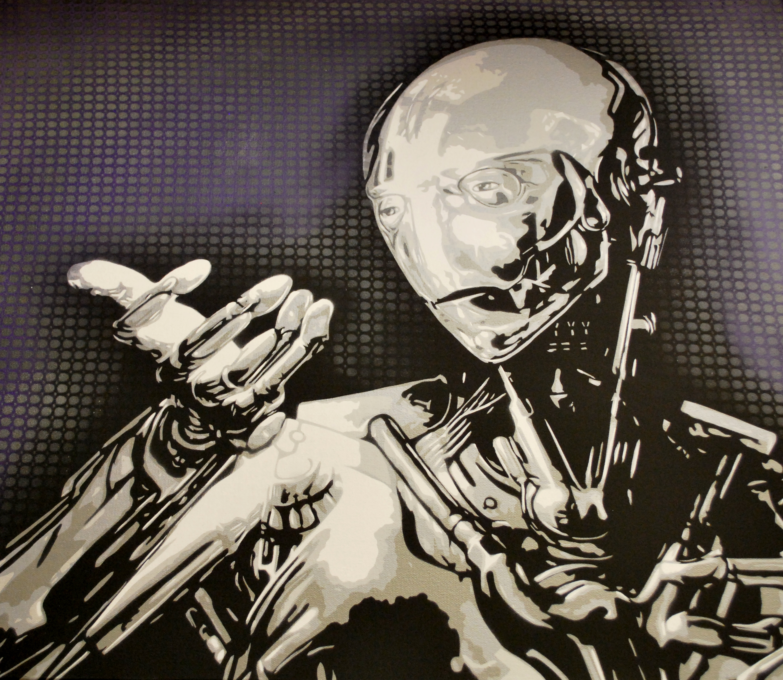 Lemak - Robots have feelings too