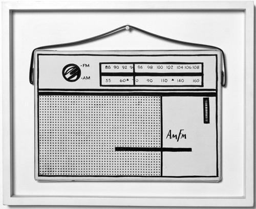 Portable Radio, 1962. Image from tsun-zaku.tumblr.com