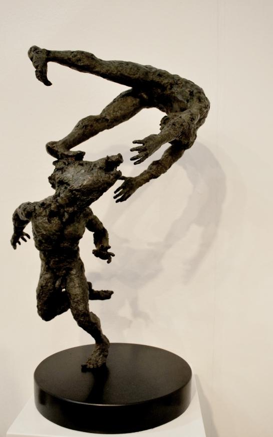 Adonis and the Boar. The Hunt - Antonio Lopez Reche (£3995)