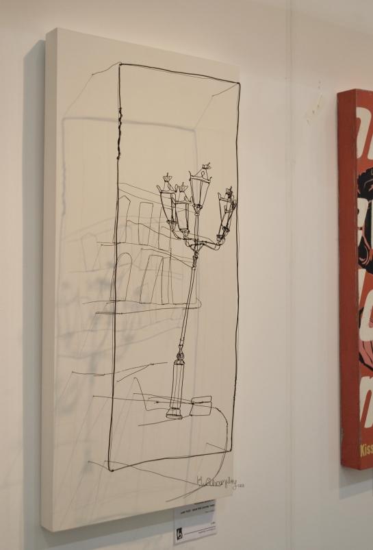 :amp Post - Near the Louvre, Paris - Helaina Sharpley (£895)
