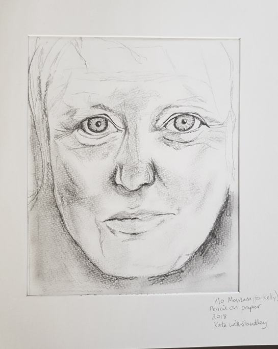 Mo Mowlam (for Kelly)